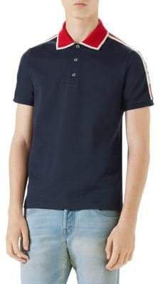 Gucci Basic Polo Shirt