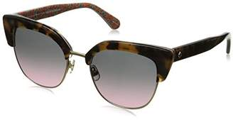 Kate Spade Women's Karri/s Cateye Sunglasses