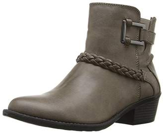 Easy Street Shoes Women's Bridle Ankle Bootie