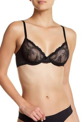 Betsey Johnson Underwire Balconette Bra