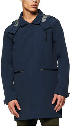 Andrew Marc Men Ottley Three-Quarter Length Waterproof Jacket
