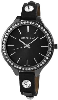 Excellanc Women's Quartz Watch 1 199171500001 with Leather Strap