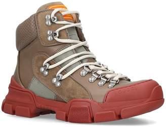 Gucci Flashtrek High-Top Sneakers