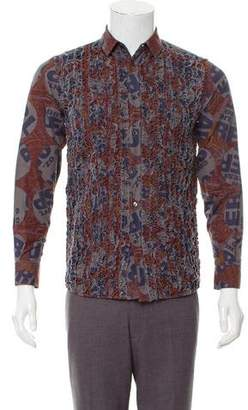 Marc Jacobs x BÄST Collection Printed Casual Shirt