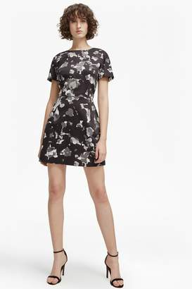 French Connection Balla Camo Dress