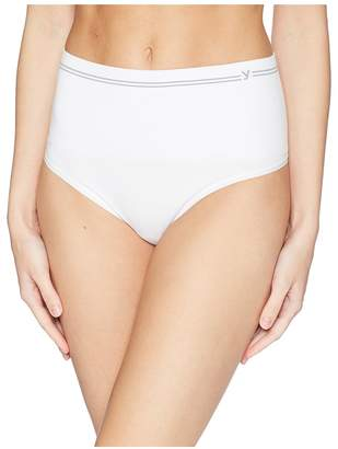 Yummie by Heather Thomson Cotton Seamless Shaping Thong Women's Underwear