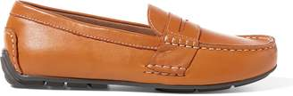 Ralph Lauren Telly Leather Penny Loafer
