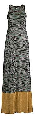 M Missoni Women's Space Dye Maxi Dress