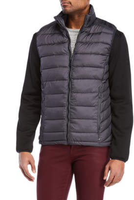 Michael Kors Hybrid Softshell Down Jacket
