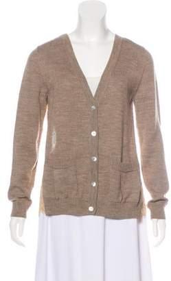 Rachel Comey Knit Button-Up Cardigan