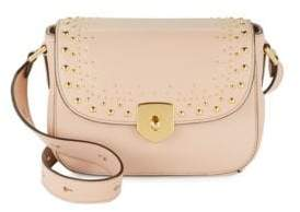 Cole Haan Stud Leather Crossbody Bag