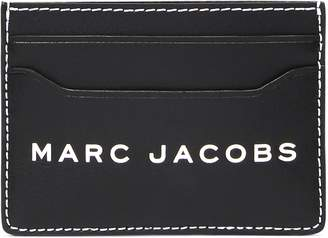 Marc Jacobs The Tag Leather Card Case