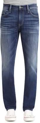 Mavi Jeans Marcus Slim Straight Fit Jeans in Dark Blue
