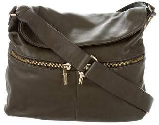 Elizabeth and James Leather James Crossbody Bag