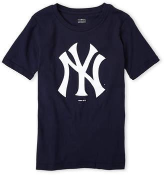 New York Yankees Boys 8-20) Navy Yankees Tee