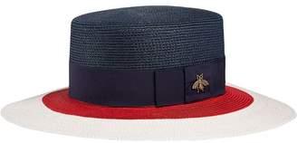 Gucci Papier wide brim hat