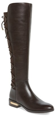Women's Vince Camuto Parle Over The Knee Corset Boot $168.95 thestylecure.com