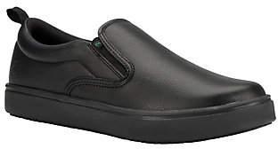 Emeril Lagasse Footwear Emeril Lagasse Men's Occupational Slip Ons - Royal Leather