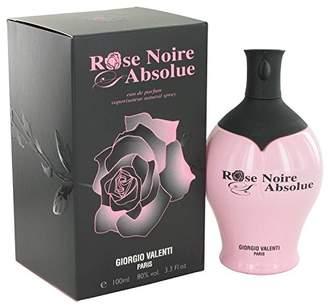 Giorgio Valenti Rose Noire Absolue by Eau De Parfum Spray 3.4 oz Women by
