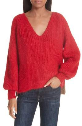 Eleven Paris SIX Tess Alpaca Blend Sweater