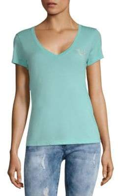 True Religion Soft V-Neck Tee