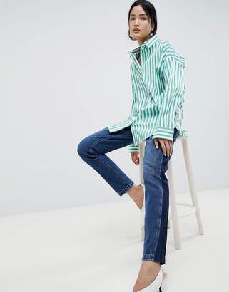 Gestuz Wray Striped Shirt