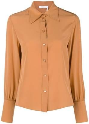 Chloé button down shirt