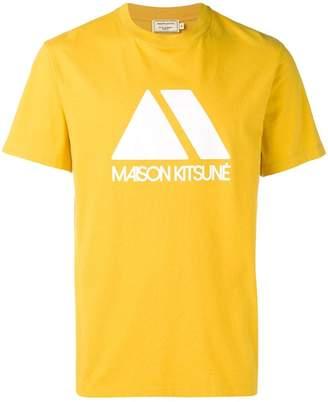 MAISON KITSUNÉ printed logo T-shirt