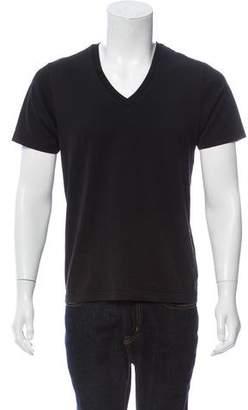 Y-3 V-Neck T-Shirt