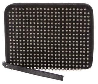 Christian Louboutin Spike iPad Case