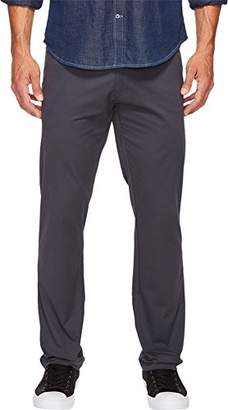 Calvin Klein Men's 4-Pocket Stretch Sateen Pants