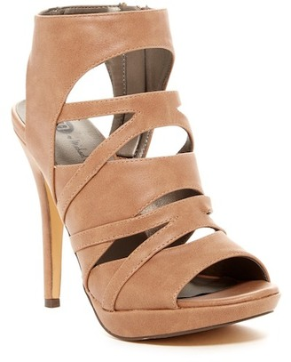 Michael Antonio River Caged Heel Sandal $49 thestylecure.com