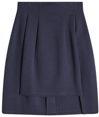 DKNY High-Low Skirt