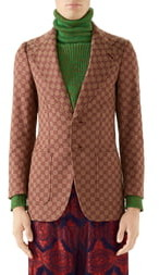 5e82ea818 Gucci Blazer Men - ShopStyle