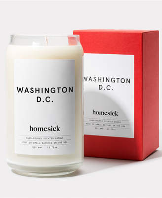 Homesick Washington D.c. Candle