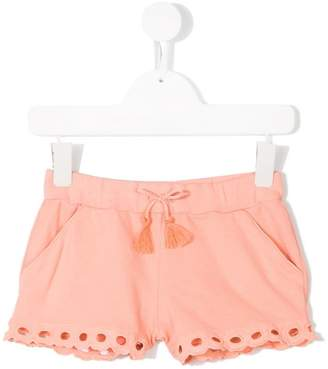 Chloé (クロエ) - Chloé Kids scallop edge shorts