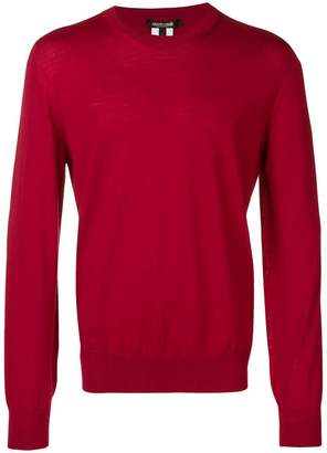 Roberto Cavalli relaxed-fit jumper