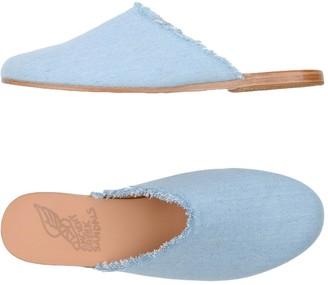 Ancient Greek Sandals Mules - Item 11341219BC