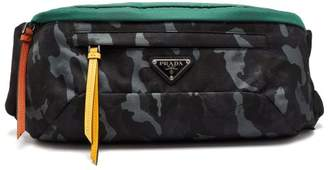 Prada - Camouflage Belt Bag - Mens - Multi