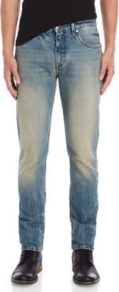 Helmut Lang Tinted Wash Mr. 87 Slim Fit Jeans