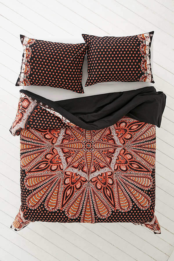 Urban Outfitters Magical Thinking Farah Medallion Duvet Cover