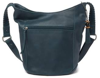The Sak Silverado Leather Hobo Bag