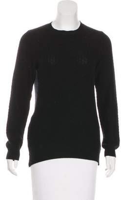 Marni Long Sleeve Cashmere Sweater