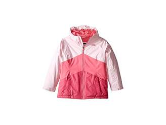 The North Face Kids Brianna Insulated Jacket (Little Kids/Big Kids) (Coy Pink