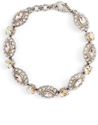 Sorrelli Moonflower Crystal Bracelet