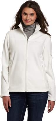 Columbia Women's Plus-Size Fast Trek II Full Zip Fleece Jacket Plus