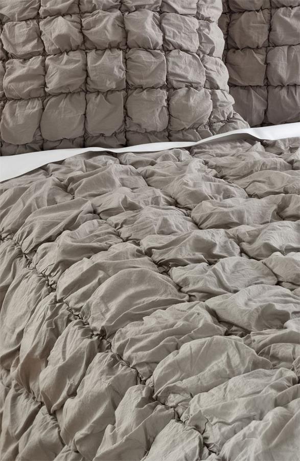 Nordstrom 'Ruched Squares' Comforter