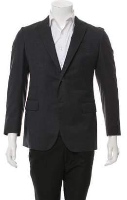 Marni Virgin Wool Pinstripe Blazer