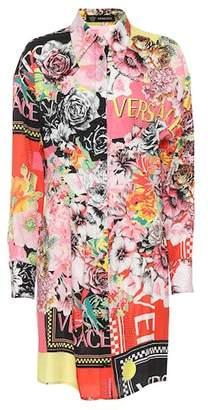 223a0a46ad3b Versace Print Dresses - ShopStyle