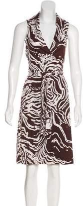 Diane von Furstenberg St. Jude Silk Dress
